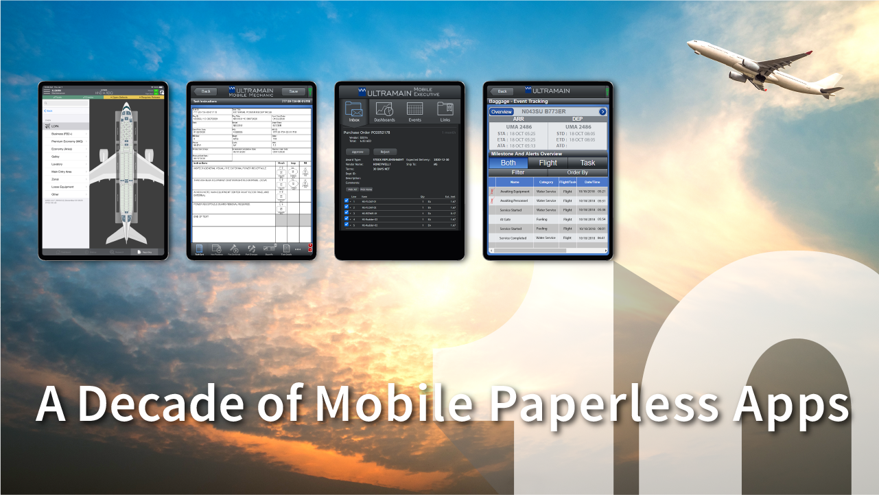 Paperless Maintenance Mobile Apps